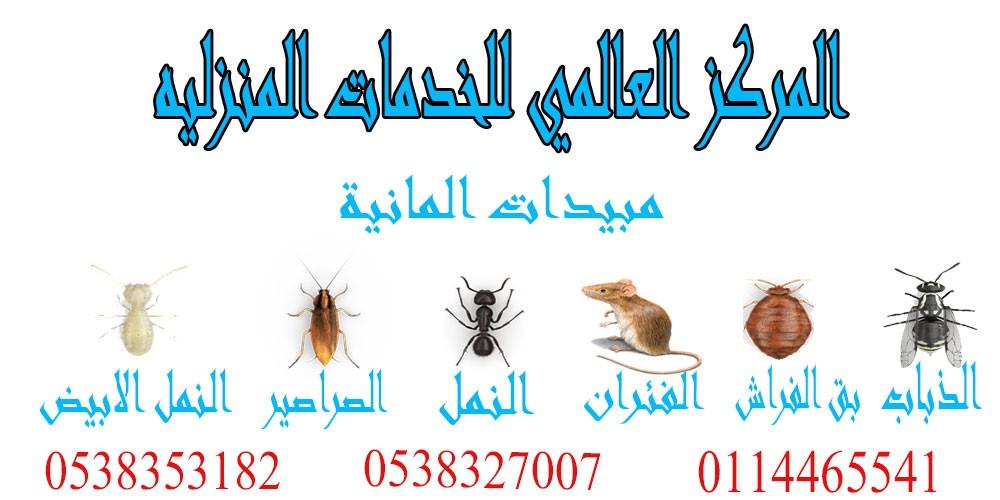 Photo of طرق التخلص من الحشرات بطرق بسيطة وسريعة