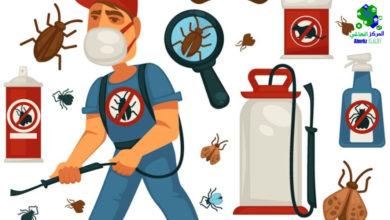 مكافحة الحشرات والقوارض
