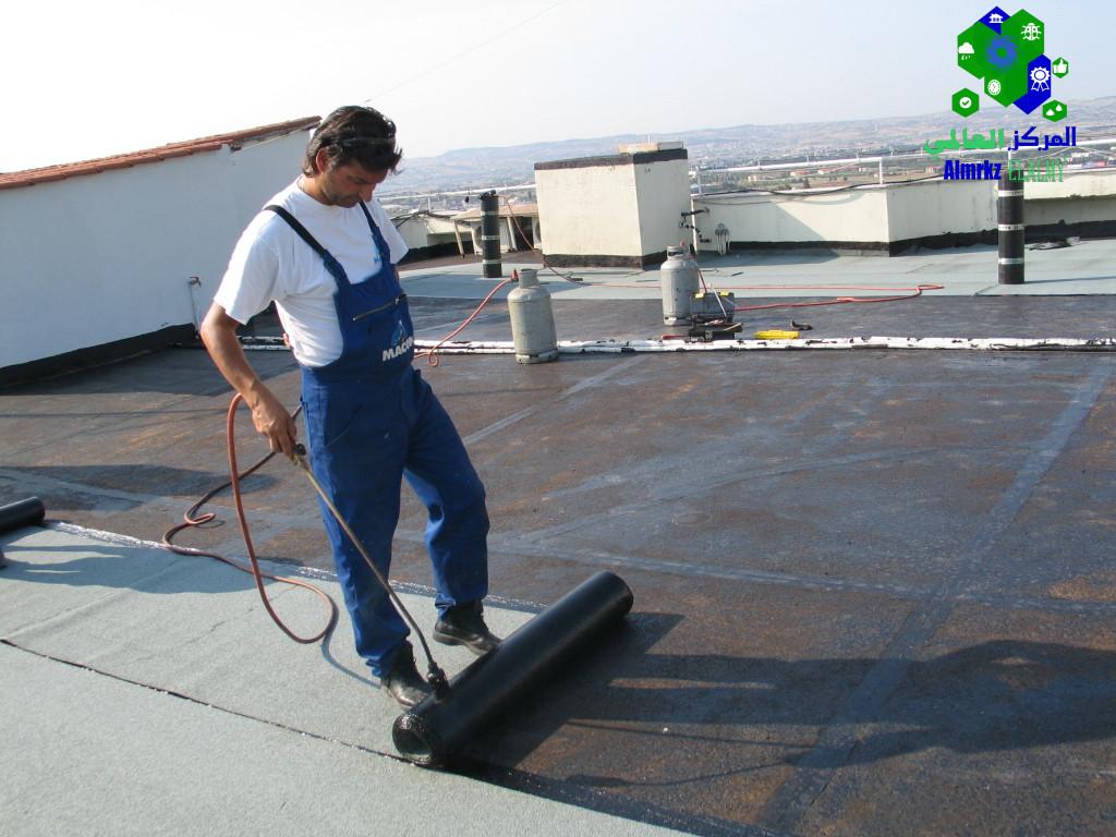 عزل اسطح بالرياض, عزل اسطح بالرياض وأفضل مواد وأنواع العزل, شركة المركز العالمي