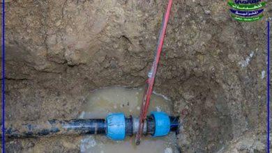 شركة كشف تسربات المياه بالقويعية