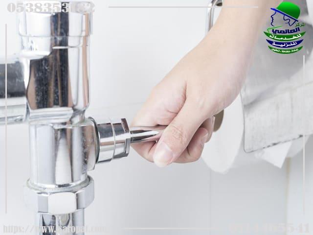 كيف أعرف مكان تسرب المياه