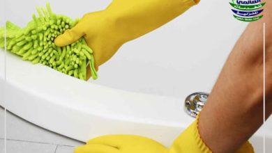 النصائح لتنظيف الحمامات وتعقيمها